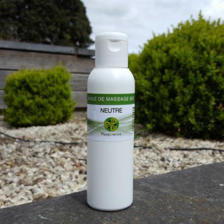 huile de massage bio aromatech